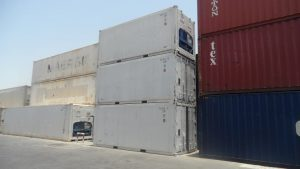 Empty container for sale in Dubai