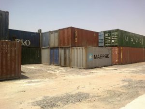 Pearltainer Marine Shipping Containers